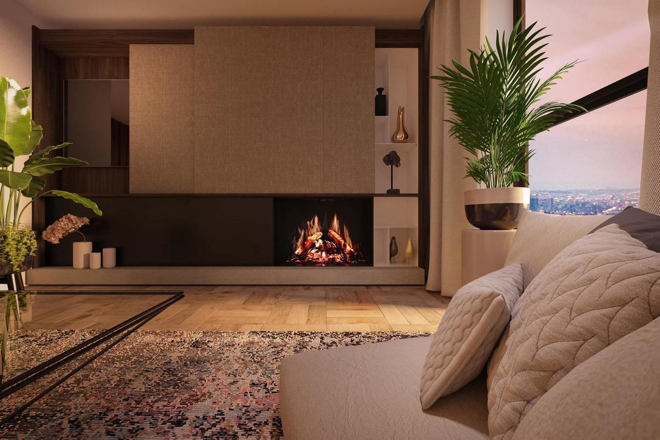 foyers électriques - Concept Chaleur Brasseur sprl